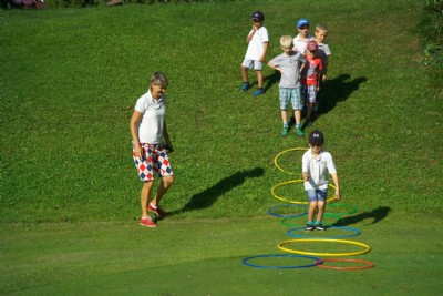 Kindergolftraining